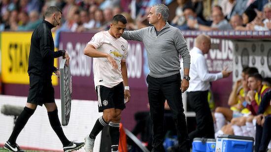 Fiese Wette der ManU-Stars auf Mourinho-Entlassung
