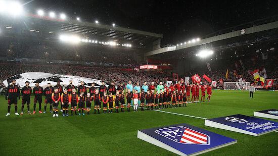 Liverpool-Heimstätte Anfield als Virenschleuder?