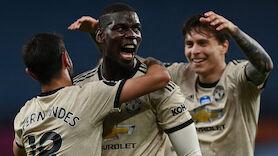 Manchester United liebäugelt mit CL-Rängen