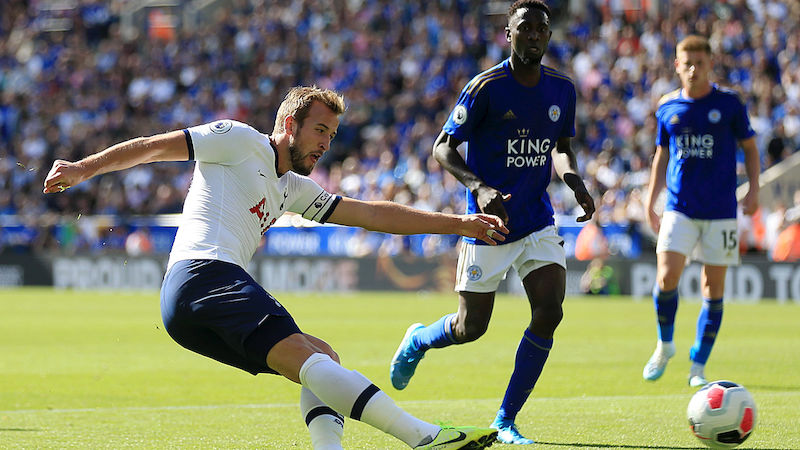 Packende Spurs-Pleite bei Leicester