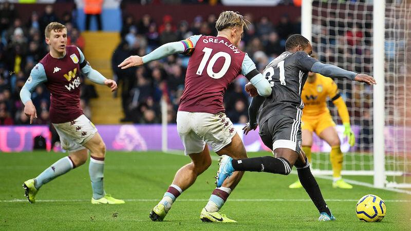 Leicester bleibt erster Liverpool-Verfolger