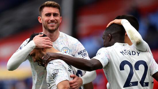 Manchester City steht kurz vor dem Titelgewinn
