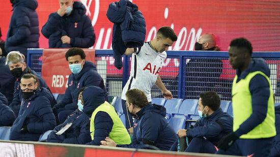 Tottenham-Remis bei Tabellennachbar Everton