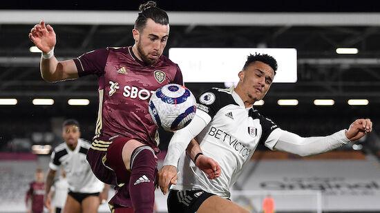 Leeds findet bei Fulham wieder in die Spur