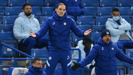 Tuchel schimpft Timo Werner bei Chelsea-Sieg