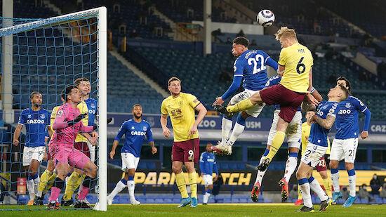Everton verpasst Sprung in die Top-5