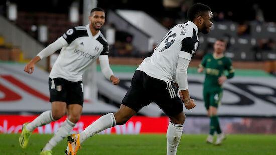 Wichtiger Fulham-Sieg im Abstiegskampf