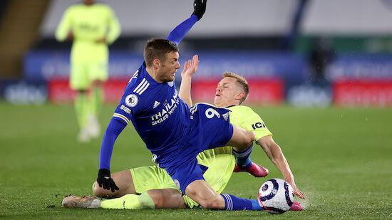 Leicester geht gegen Newcastle unter