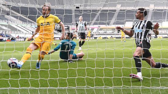 Tottenham patzt gegen Nachzügler