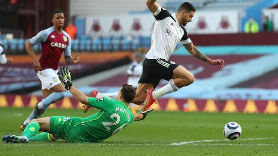 Aston Villa siegt dank Trezeguet-Doppelpack