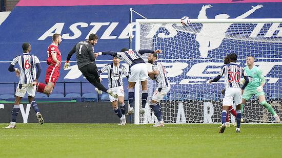 Torhüter Alisson beschert Liverpool späten Sieg!