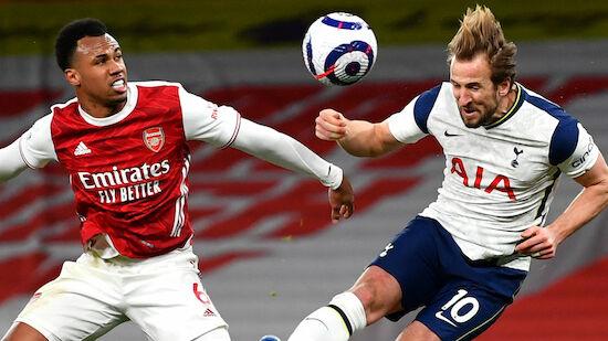Arsenal gewinnt im North-London-Derby