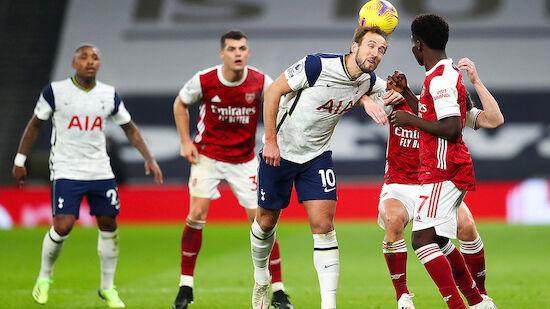 Arsenal droht gegen Tottenham nächster Rückschlag
