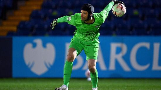 Petr Cech patzt beim Comeback für Chelseas U23