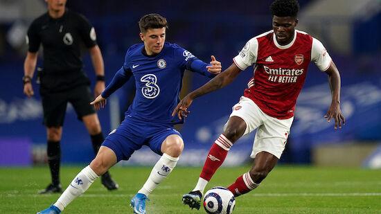 Arsenal bremst Chelsea im London-Derby aus