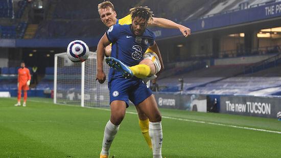 Chelsea lässt gegen Brighton Punkte liegen