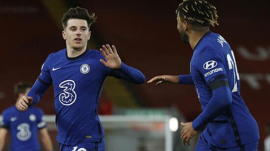 Historische Niederlage für Liverpool gegen Chelsea