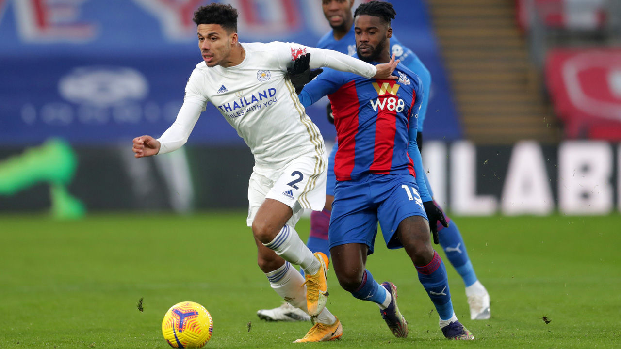Premier League: Crystal Palace and Leicester share points – Football –  International | DE24 News English