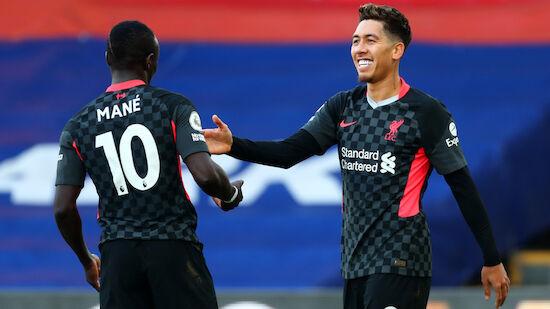 Liverpool bestätigt Tabellenführung mit Kantersieg