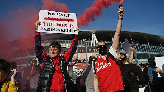 Arsenal-Eigentümer Kroenke: Werden nicht verkaufen