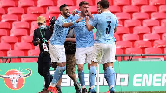 ManCity verteidigt EFL-Cup-Titel gegen Tottenham
