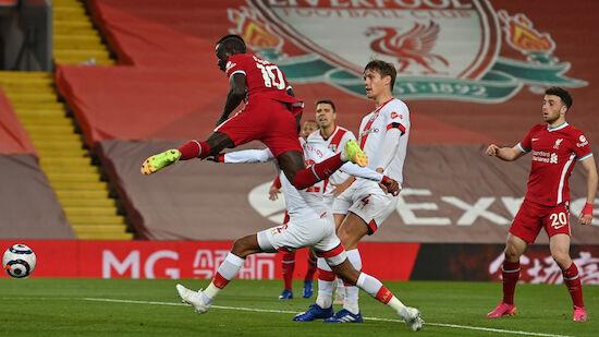 Reds wahren mit Heimsieg Chance auf CL-Platz