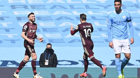 ManCity verliert in Überzahl gegen Leeds