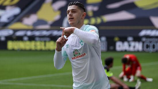 Milot Rashica wechselt zu PL-Aufsteiger Norwich