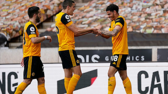 Wolverhampton feiert Last-Minute-Sieg
