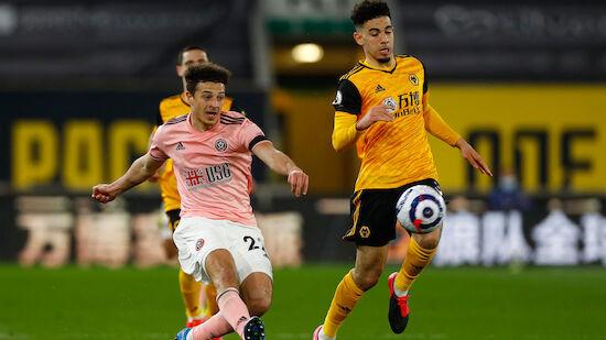 Wolverhampton besiegelt Sheffields PL-Abstieg