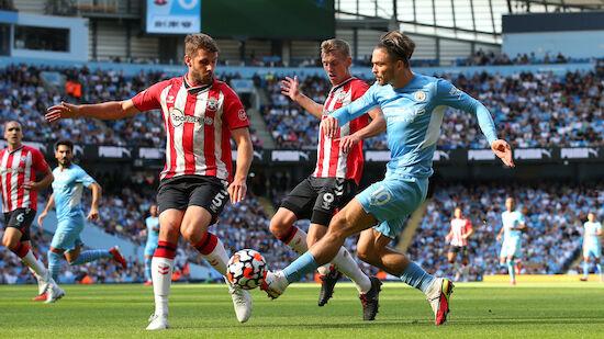 Southampton entführt Punkt gegen Manchester City