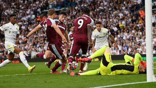 West Ham siegt bei Rapid-Generalprobe gegen Leeds