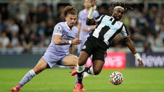 Newcastle und Leeds bleiben ohne Sieg