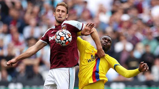 Rapid-Gegner West Ham lässt erstmals Federn