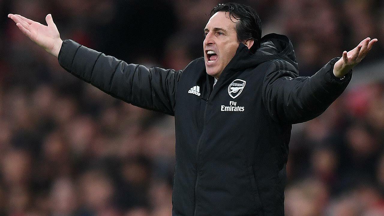 Fussball England Fc Arsenal Trennt Sich Von Trainer Unai