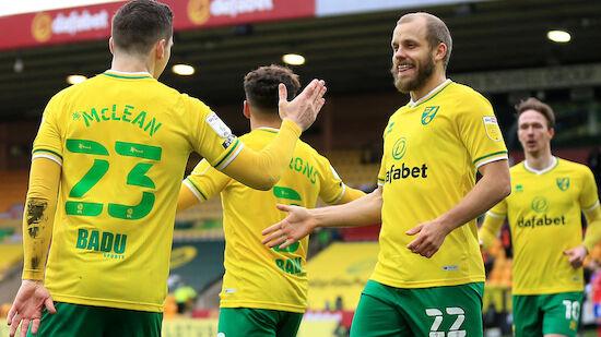 1. Premier-League-Aufsteiger mit Norwich City fix