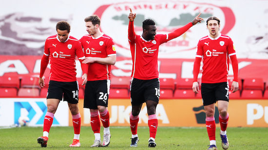 Barnsley in den Aufstiegs-Playoffs