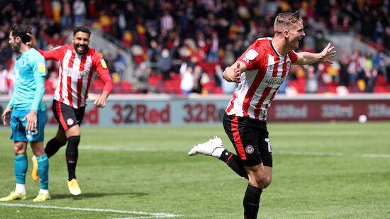 Brentford steht im Endspiel um PL-Aufstieg