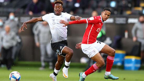 Ismaels Barnsley scheitert an Swansea City