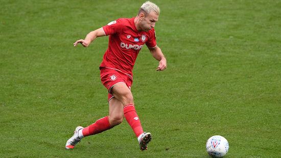 Weimann verlängert Vertrag bei Bristol City