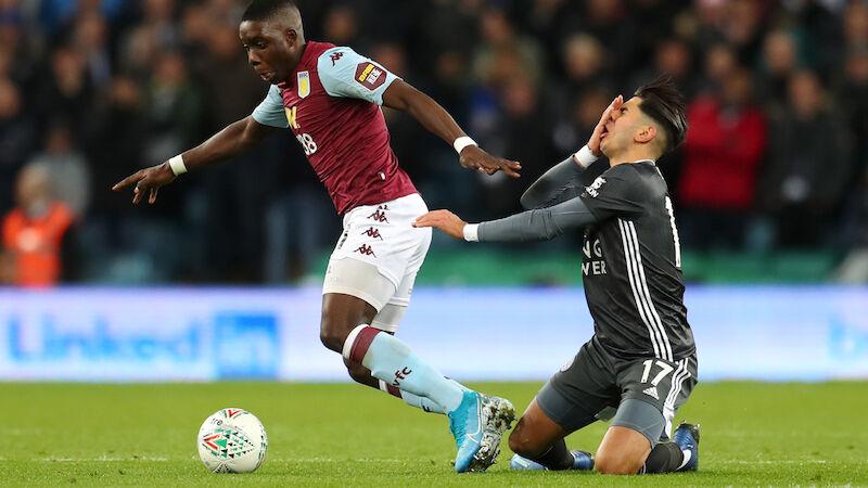 Herzschlagfinale! Aston Villa wirft Leicester raus