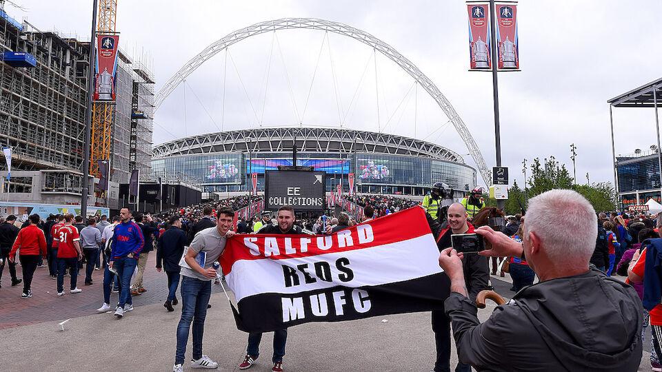 Die Bilder des FA-Cup-Finales 2016