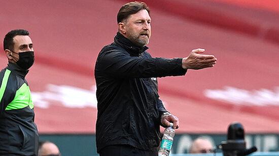 Hasenhüttl verpasst mit Southampton FA-Cup-Finale