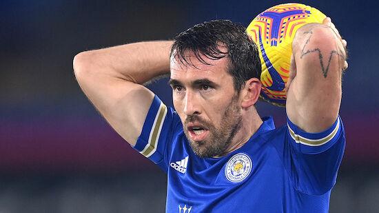 Fuchs peilt erneute Verlängerung bei Leicester an
