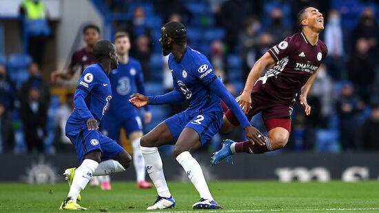 Chelsea macht Riesenschritt Richtung CL