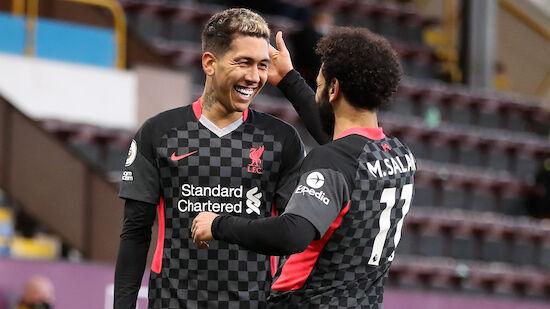 Liverpool springt wieder auf CL-Rang