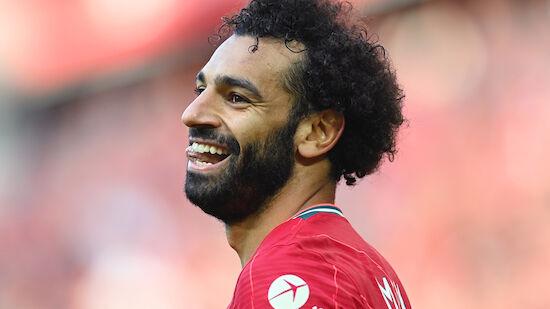 Salah nach Liverpool-Sieg im 100er-Klub