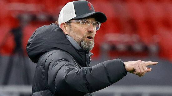 Liverpool-Coach Klopp fordert Länderspielverbot