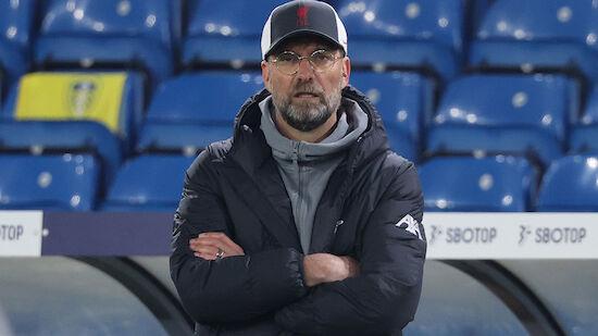 Klopp kritisiert UEFA und CL-Reform deutlich