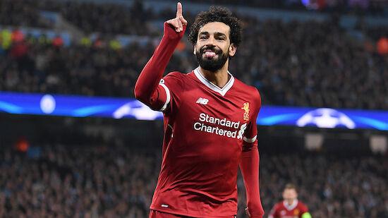 Premier League: Mo Salah ist Spieler der Saison